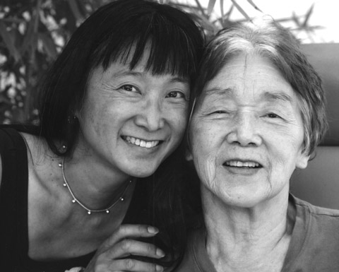 Carolyn and mother, Kay